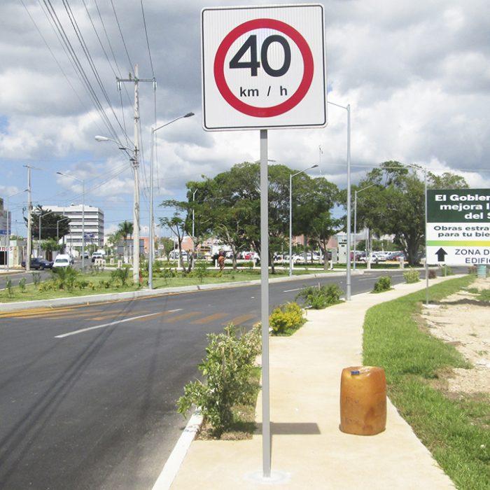 Mejoramiento vial de Siglo XXI (Segunda etapa)