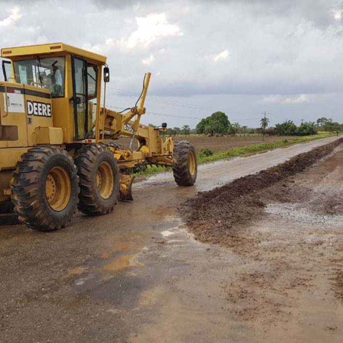 Ruta 09 Santa Cruz – Trinidad- San Javier y Ruta 03 Puerto Varador – Trinidad